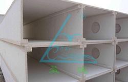 Glass magnesium fire insulation board02